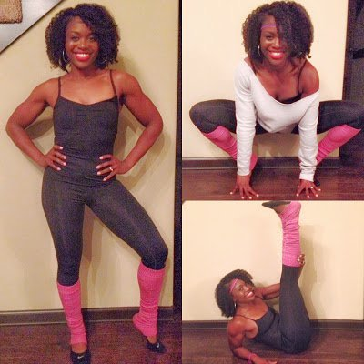 Naturally Fit- So Hot to Squat Challenge November 2013