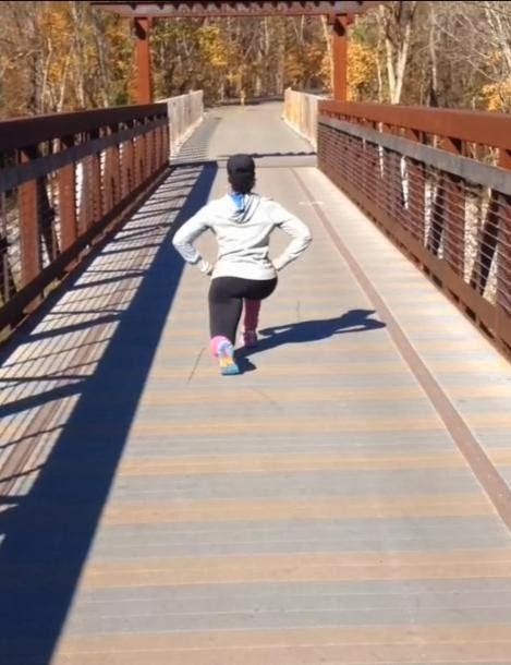 Lunging Bridge + So Hot to Squat Challenge!