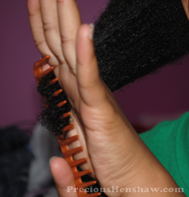 Protecting Your Ends- Natural Hair Care Tips