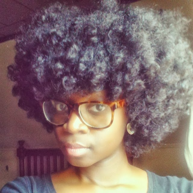 On Maintaining Your Natural Hair During A Long-Term Transition
