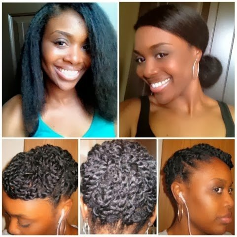 Maintaining Natural Hair While Working Out- 'How the Edges Were Won!'