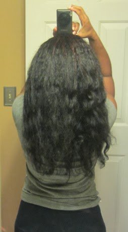 Growing Long Natural Hair with Chicoro's Lead Hair Theory