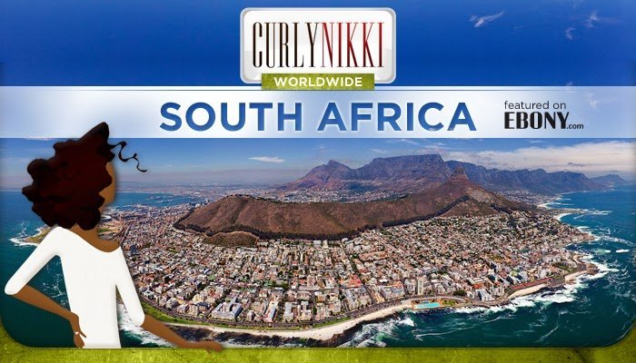 Curly Cultural Mission: South Africa
