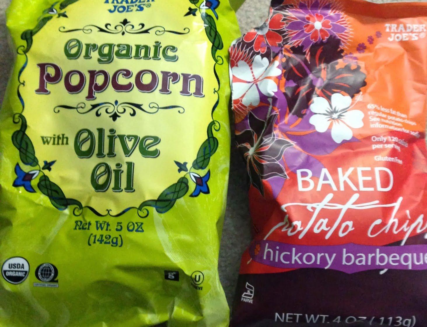 Hangry? My Favorite Snacks!