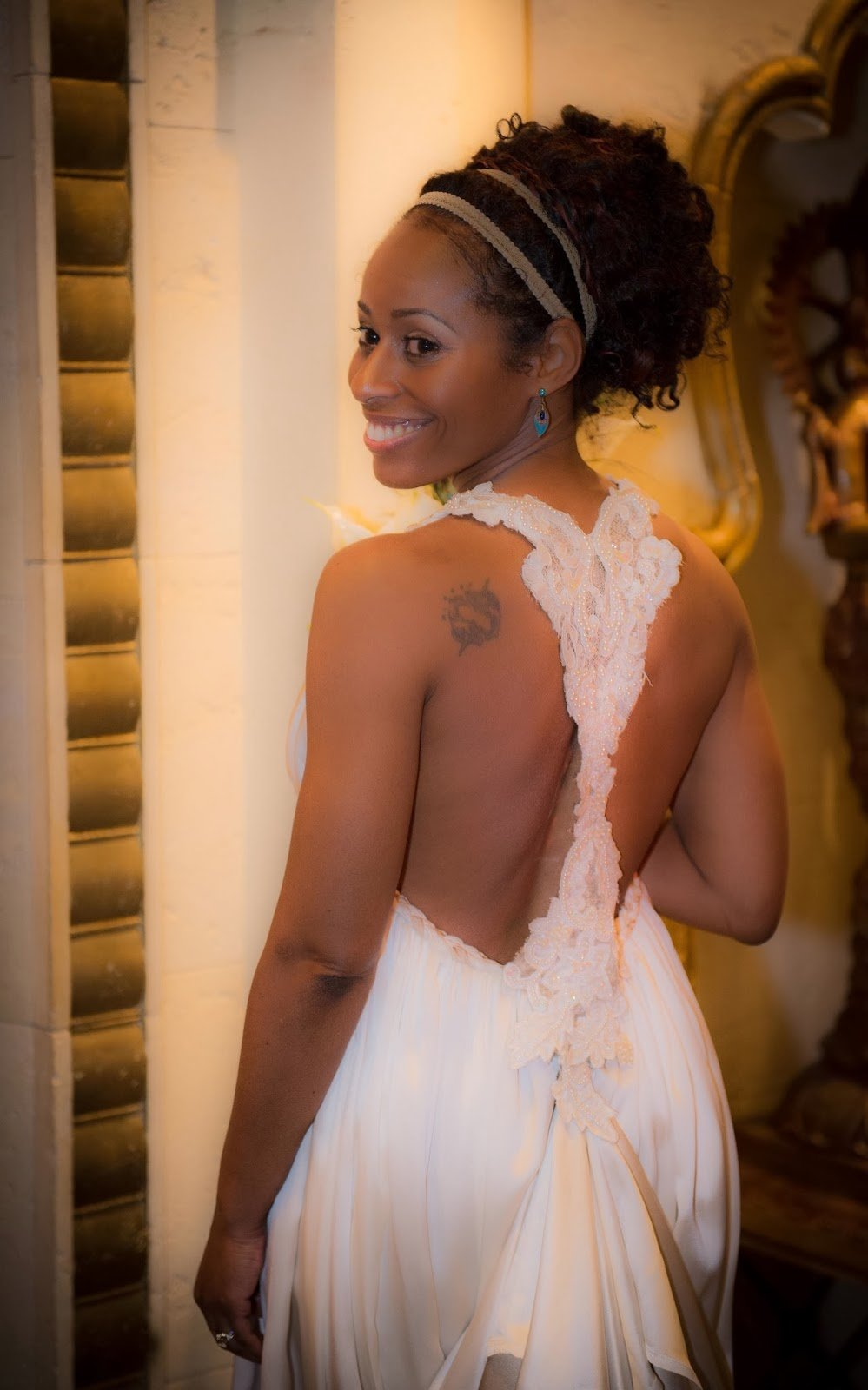 Shelli of Hairscapades- A Wedding Story
