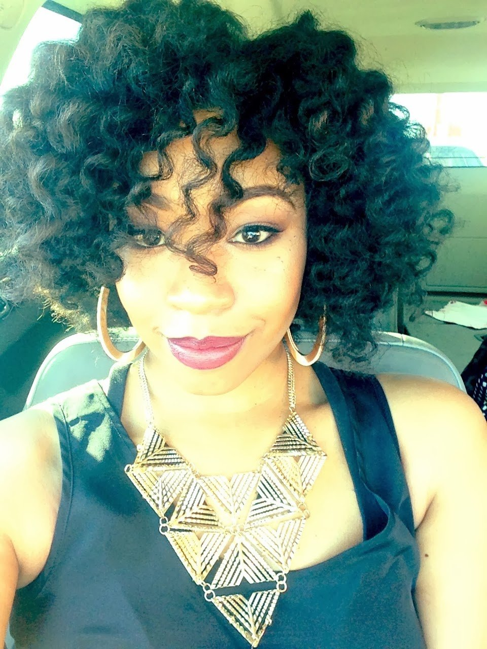 The Perfect Bantu Knot-Out!- Natural Hair Styles