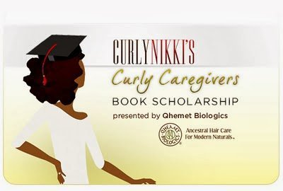 MEET THE CURLY CAREGIVER SCHOLARS- Spring 2014