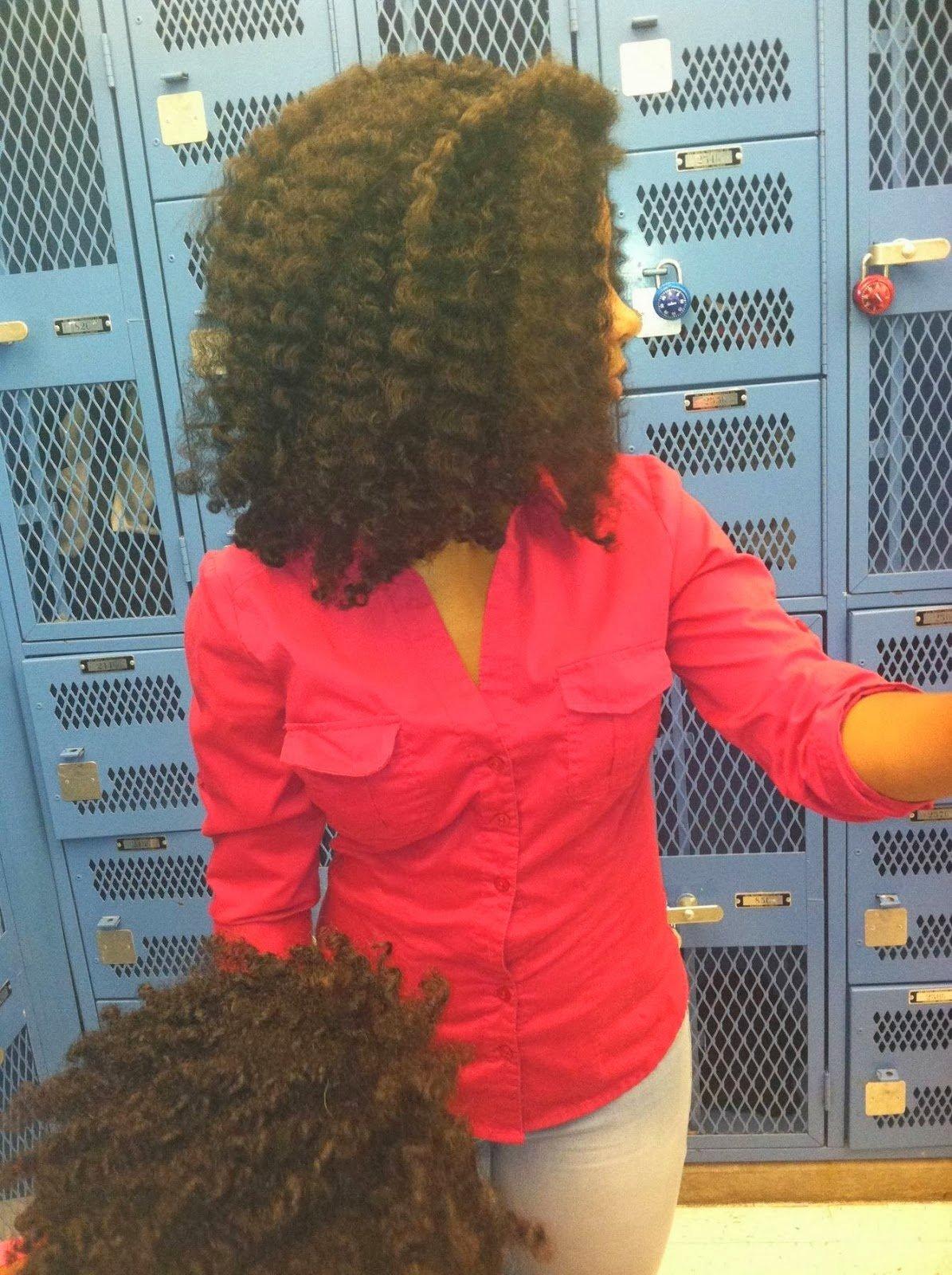 16-Year-Old Dajah's Natural Hair Story