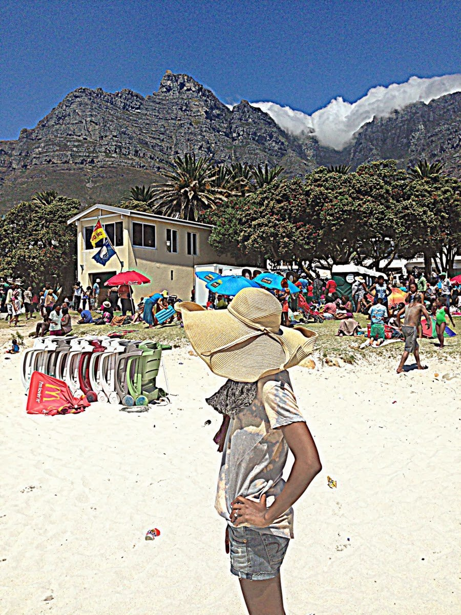 Happy New Year's from Cape Town! (and a giveaway!)