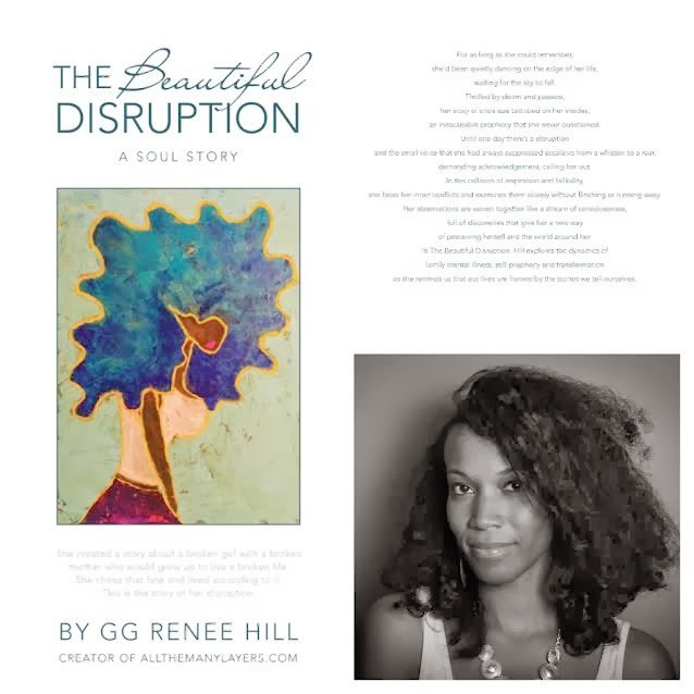 'The Beautiful Disruption' (and a giveaway!)