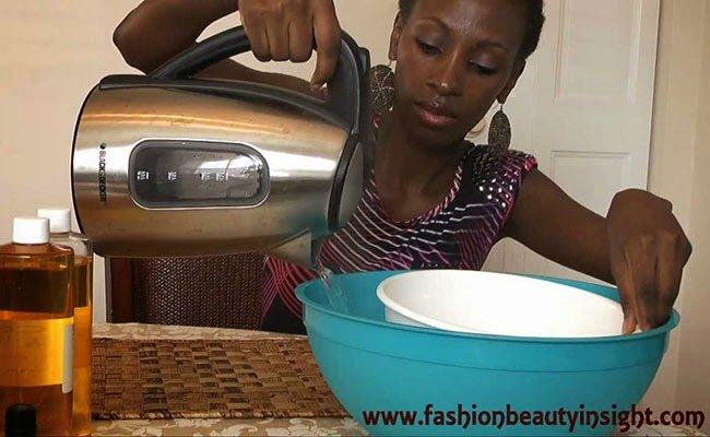 Luxurious Homemade Styler for Natural Hair- DIY Tutorial!