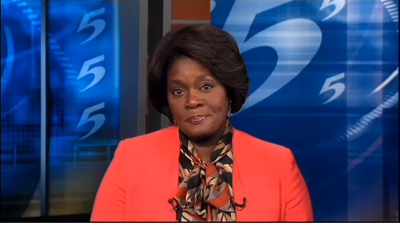 News Anchor Removes Wig for Postchemo Natural-Hair Reveal