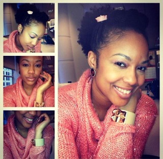 """LaMeika is Naturally Glam!- """"What matters the most is how you see yourself."""""""