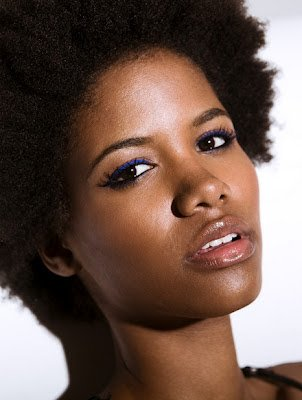 Overcoming the Natural Hair Blues