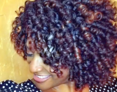 Perfect Heatless Curls for Natural Hair