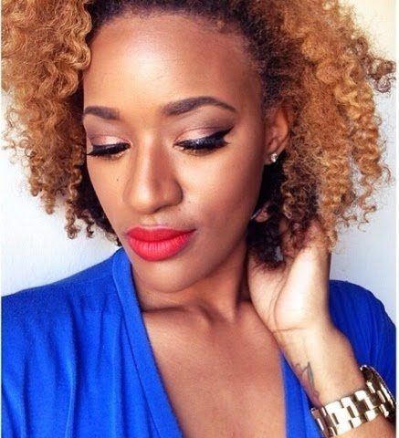 Hottest Natural Hair Spring Trends
