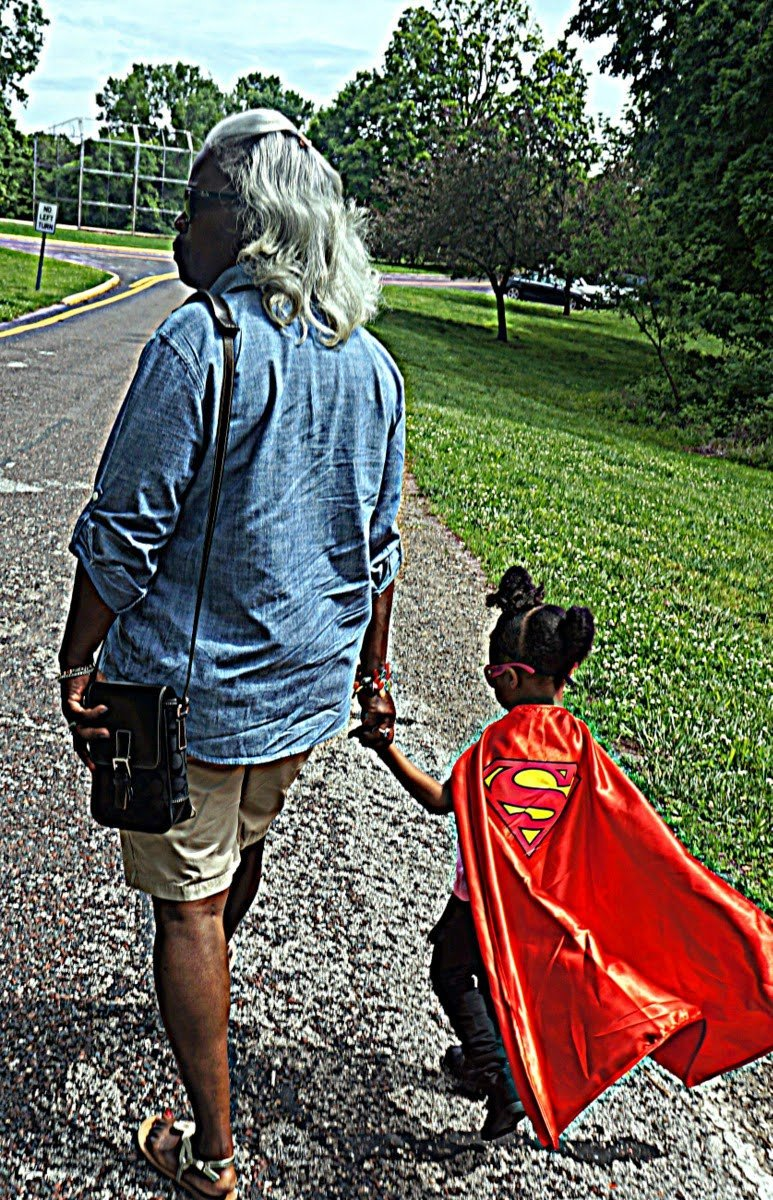 Surprise Weddings, Superman Capes and Such...