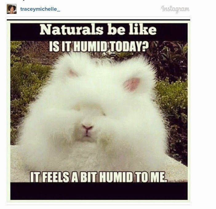 14 Beauty Struggles Only Natural Girls Understand
