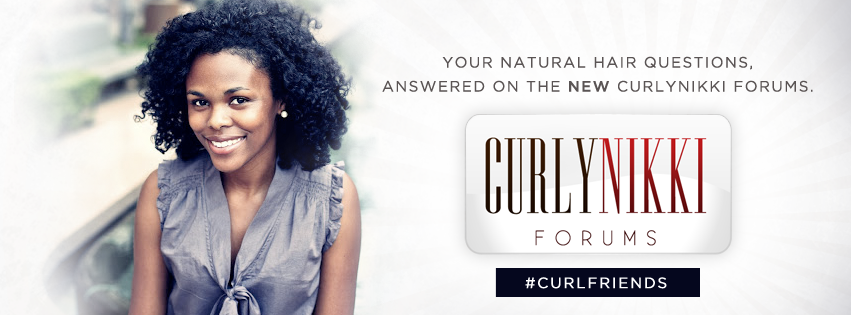 CurlyNikki Forums Relaunch ($1,125 in prizes!)