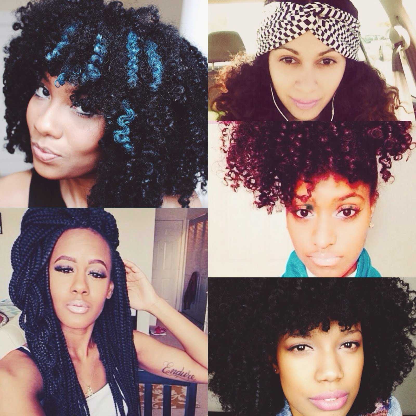 5 Natural Hair Styles to Rock This Summer!