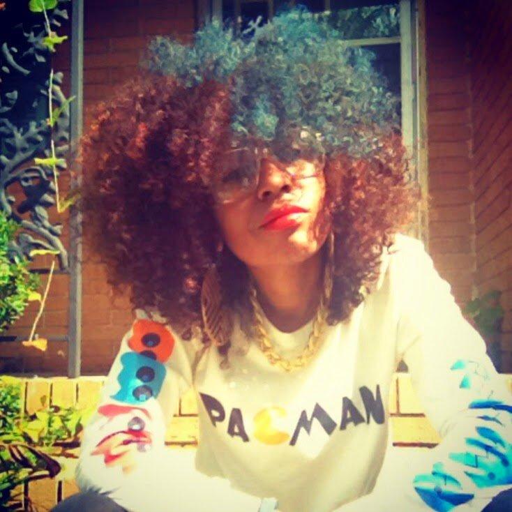 Naturallytash- 'I Rock My Natural'