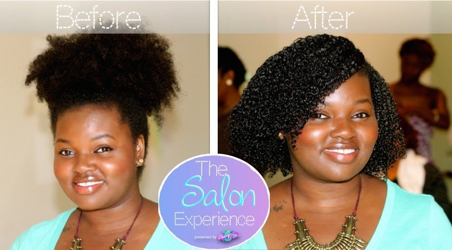 The Wash & Go Perfected for Kinky Natural Hair