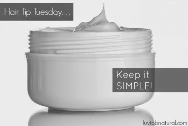 Lazy Naturals- Keep It Simple, Boo.