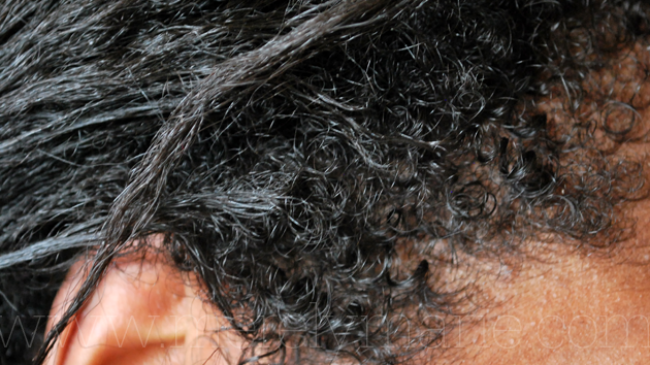 4 Things to Ease the Transition from Relaxed to Natural Hair