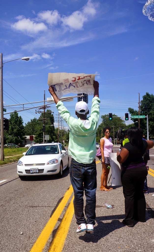The View from Ferguson (edited w/ more pics)