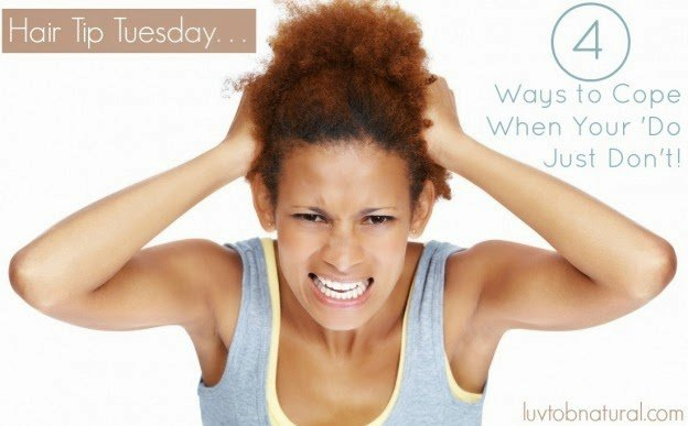 Break Out of Your Styling Rut! - Natural Hair Tips