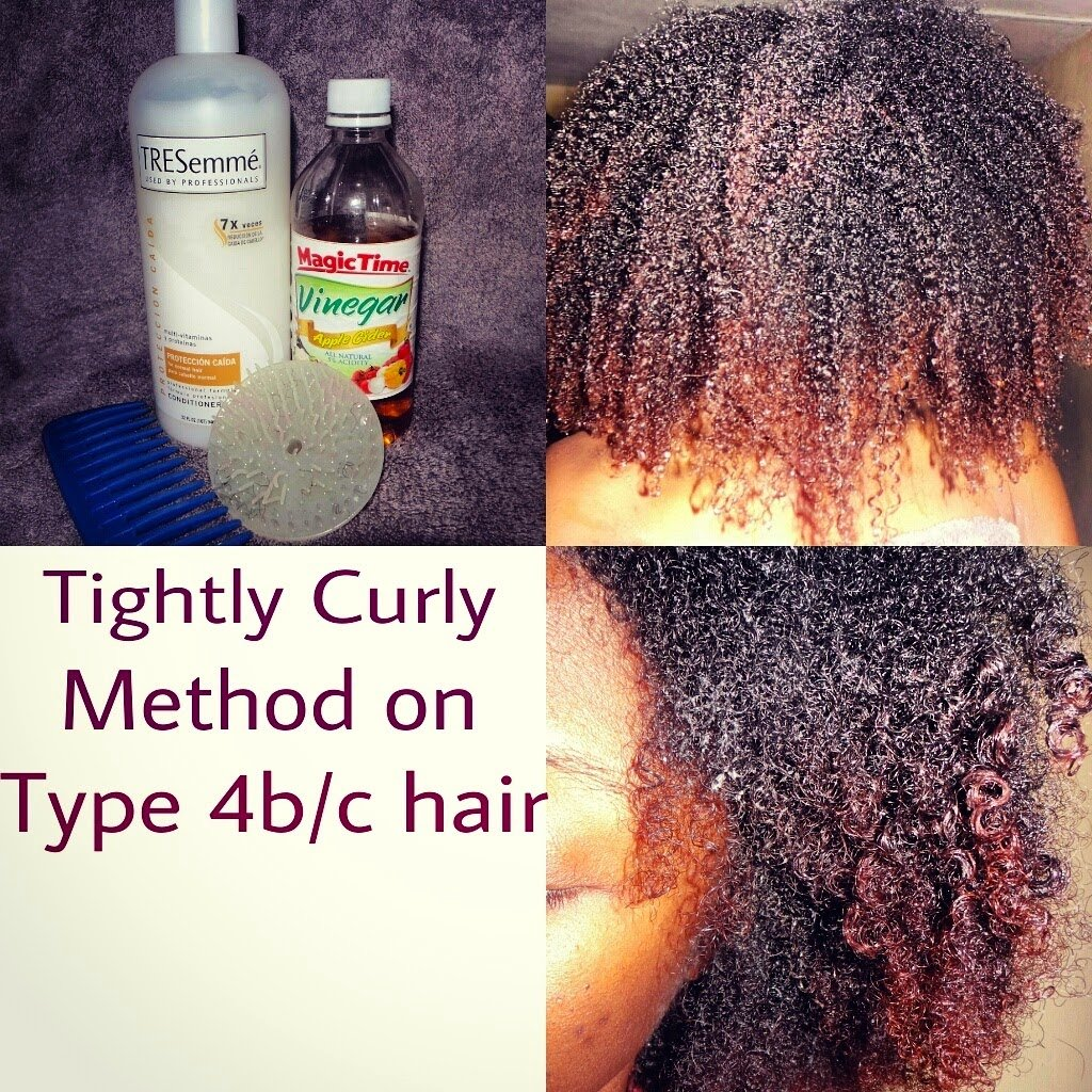 Curl Defining Methods for 4c Natural Hair (Does CG, Tightly Curly & Maximum Hydration Work?)