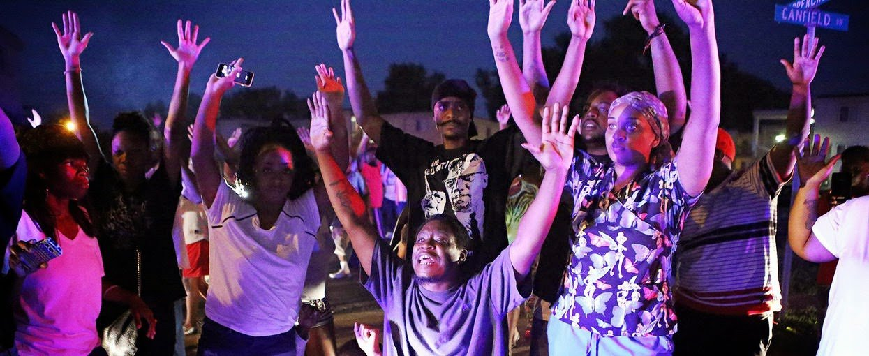 Violence in My Hometown- On the Riots in St. Louis, Missouri