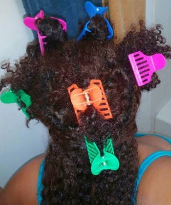 How to Give Yourself a Deva Cut- Natural Hair Care