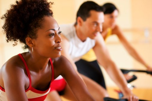 Exercise Routines and Natural Hair Styling