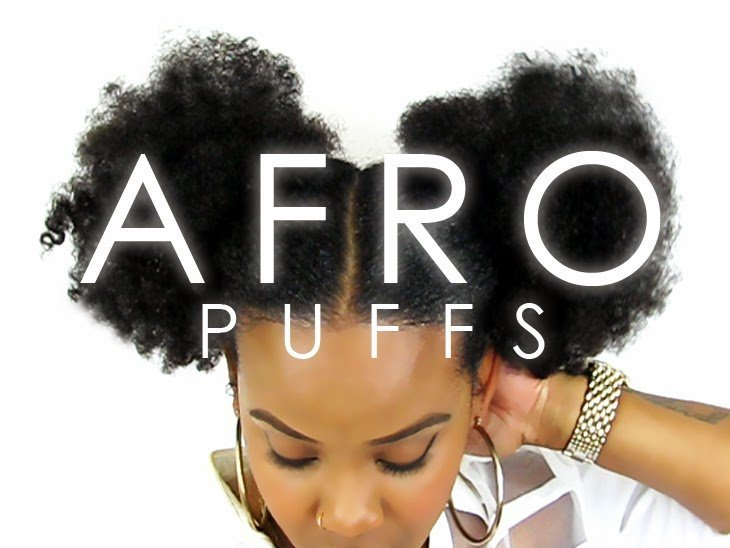 Silly Rabbit, Afro Puffs Are For Kids!