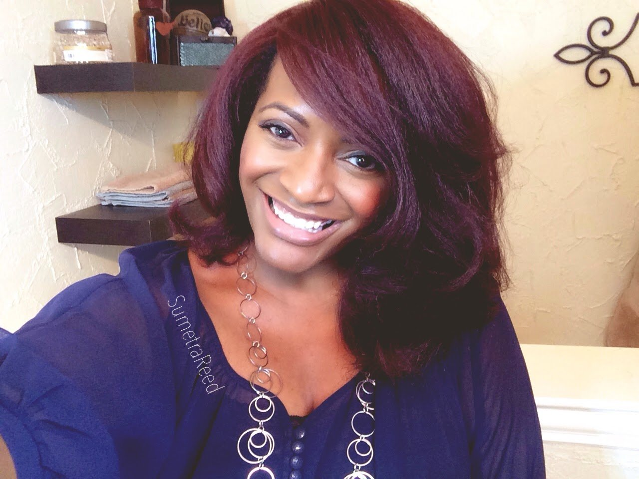 How to Straighten Natural Hair and Minimize Heat Damage