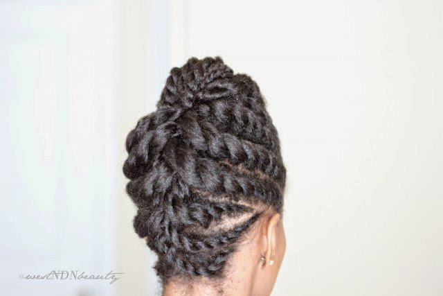 A Protective Style for Fall- Natural Hair Tutorial