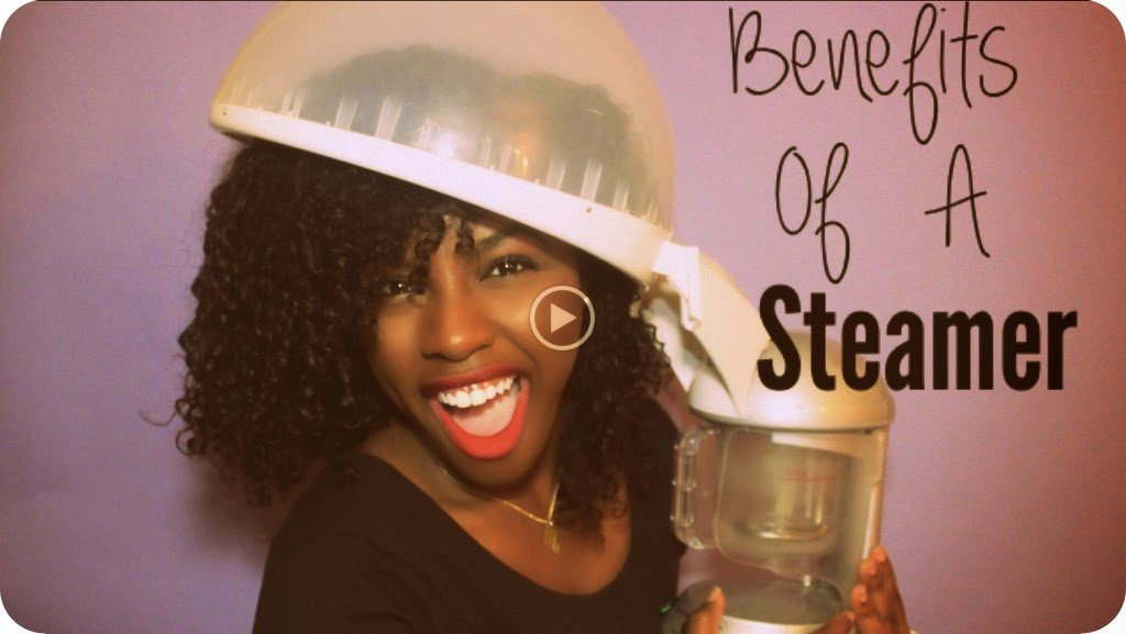 The Benefits of Steaming Natural Hair