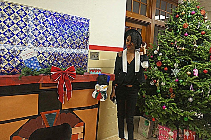 The Holiday Happening at Girls Inc. of St. Louis