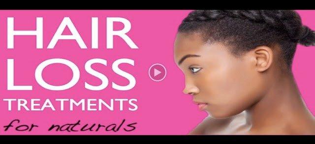 Hair Loss and Natural Hair Care