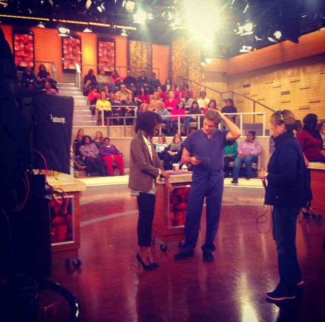 Tune in Monday to Watch CurlyNikki on Dr. Oz