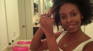 Turn Your Old 'Fro Into a Protective Style!