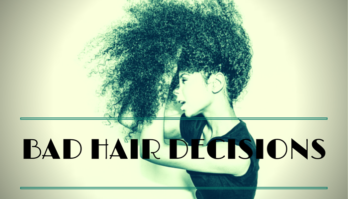 Bad Hair Decisions That Are Costing You Health & Length