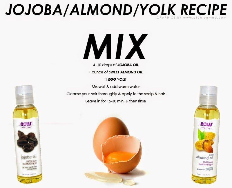 Sweet Almond Oil to Reduce Hair Breakage & Increase Shine!