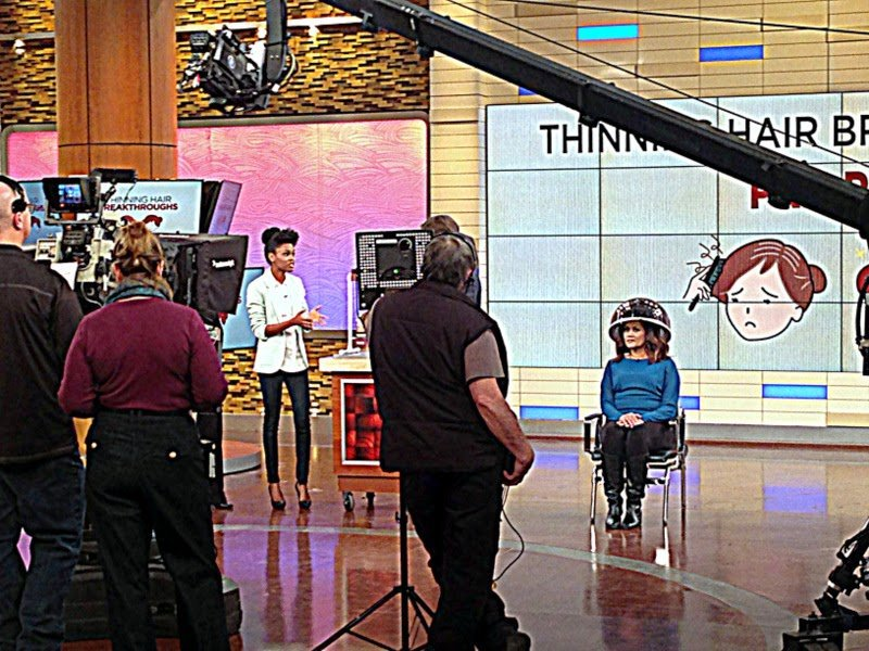 CurlyNikki on the Dr. Oz Show! (Monday, March 2nd)