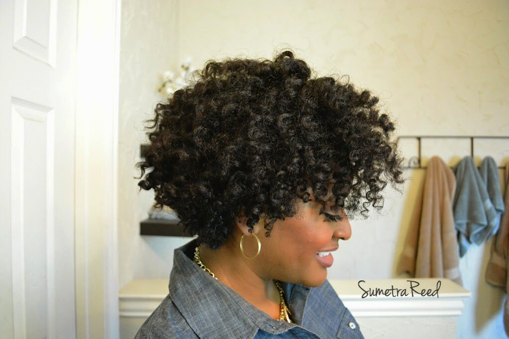 Natural Hair: The Versatility, The Freedom