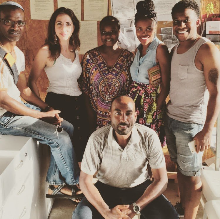 The African Refugee Development Center in Israel and How You Can Help.