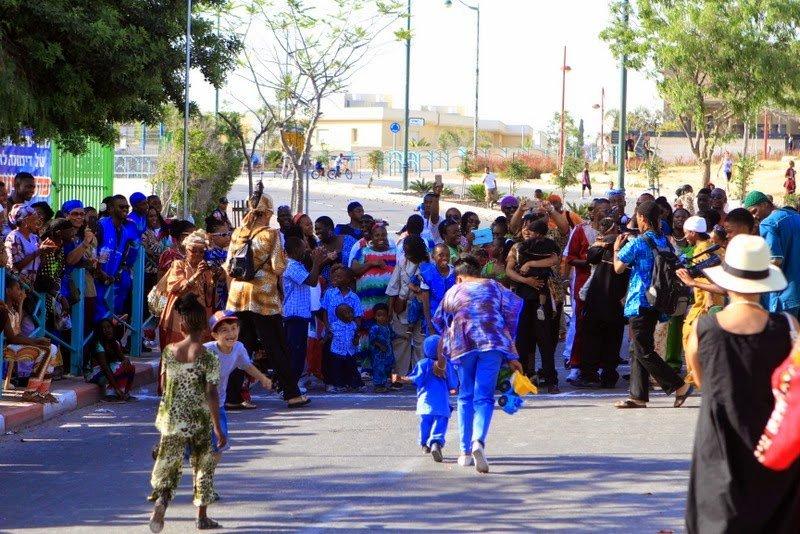 Coming to Israel: Meet the Black Hebrew Israelites