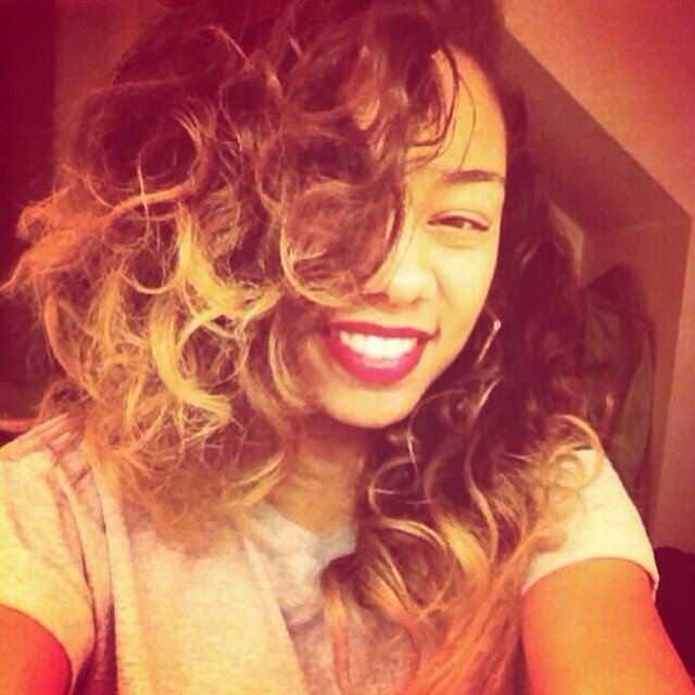 """Erica- """"Embrace the beauty of your natural hair and get it cut frequently."""