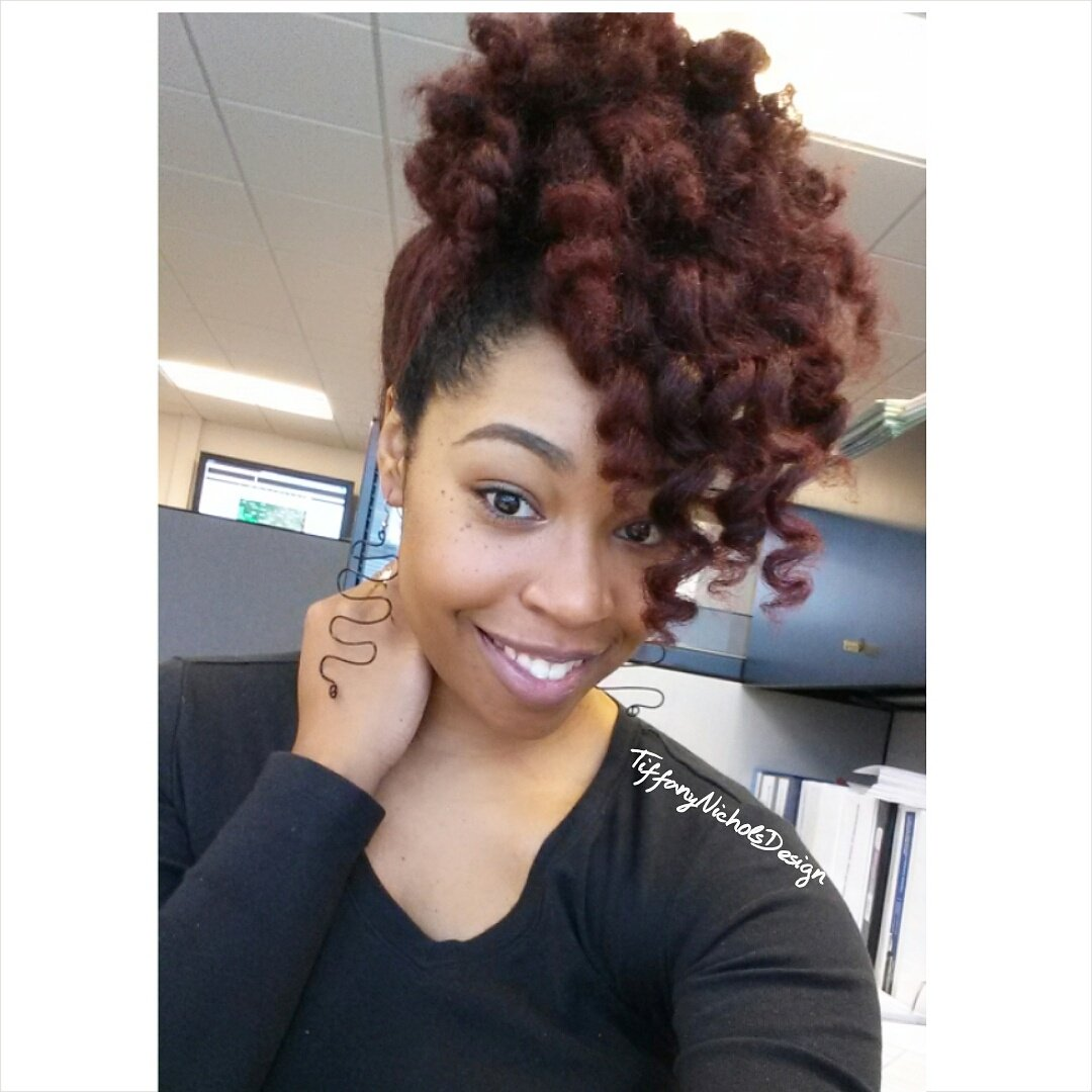 Heatless Curls Tutorial for Natural Hair